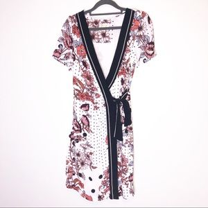Anthropologie Dresses - Anthropologie | Maeve Aubrey Wrap Dress